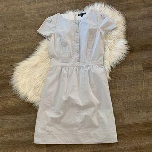 Brooks brothers seersucker dress with pockets